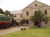 Maritime Museum in Fremantle